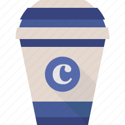 coffee, pack icon