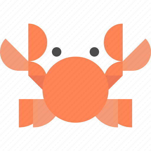 crab, food icon