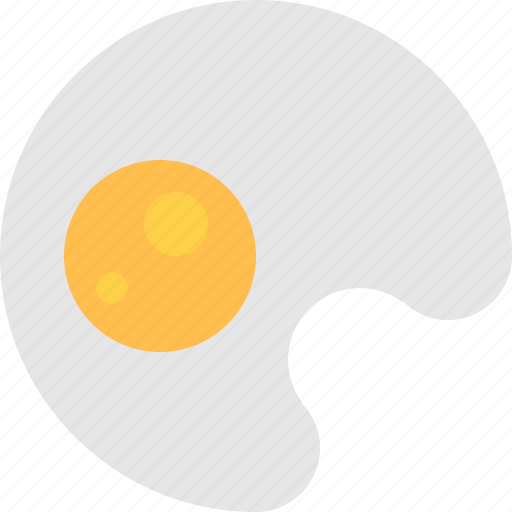 egg, pose, yolk icon