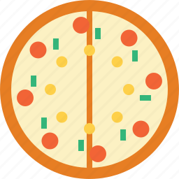 food, pizza icon