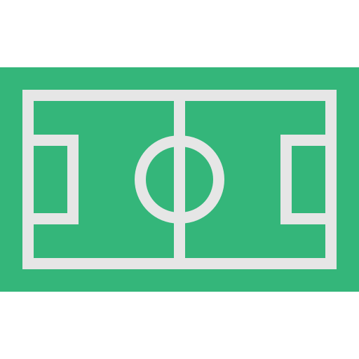 field, football icon