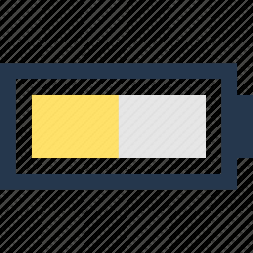 charge, medium icon