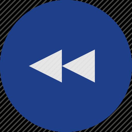 Fast, rewind icon - Download on Iconfinder on Iconfinder