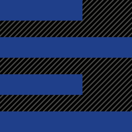 alignment, left icon