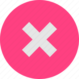 multiply, sign icon