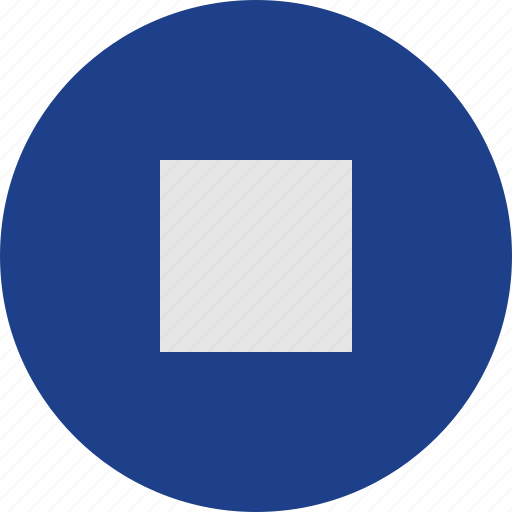 Stop icon - Download on Iconfinder on Iconfinder