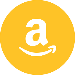 amazon, logo icon