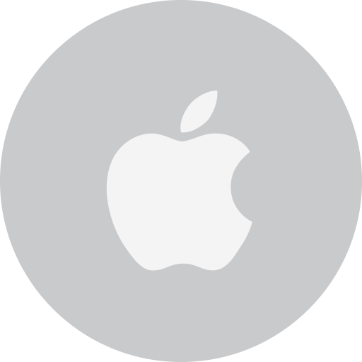 Apple, logo icon - Free download on Iconfinder