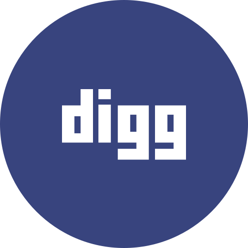 digg, logo icon