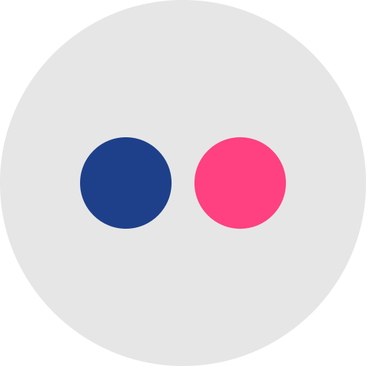 flickr, logo icon