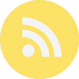 logo, rss icon