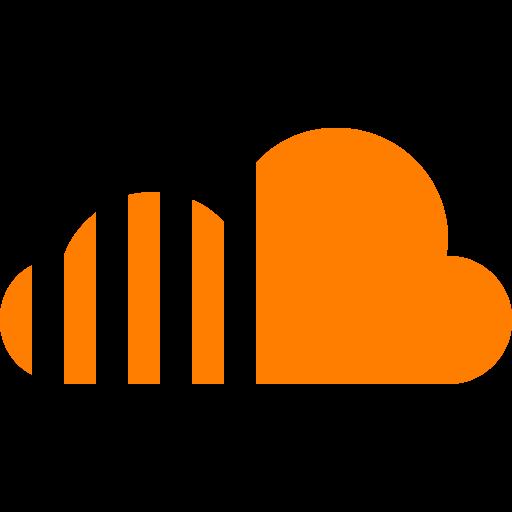 logo, soundcloud icon