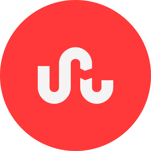 logo, stumbleupon icon