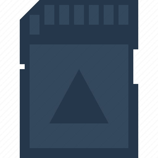 card, memory, sd icon