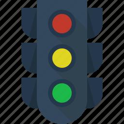 light, traffic icon