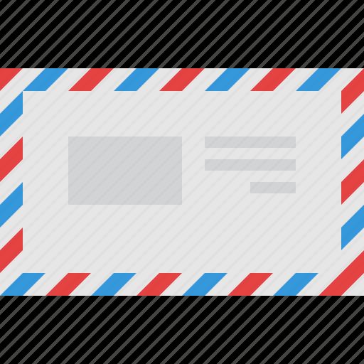 envelope, postal icon