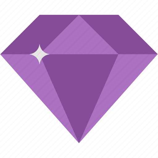 Diamond icon - Download on Iconfinder on Iconfinder