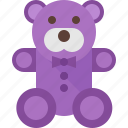 bear, teddy