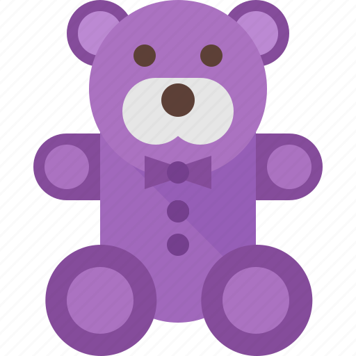 Bear, teddy icon - Download on Iconfinder on Iconfinder