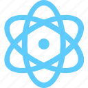 atomic, orbit icon