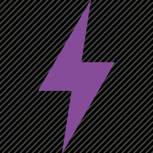 Bolt, thunder icon - Download on Iconfinder on Iconfinder