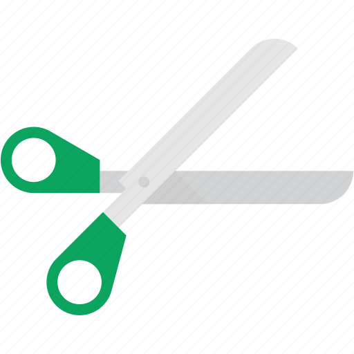 cut, scissor icon