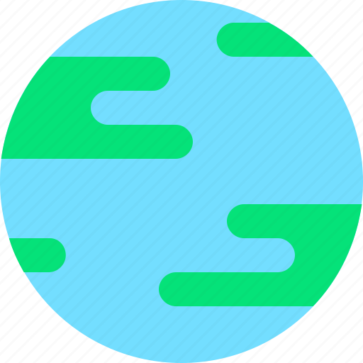 earth, planet icon