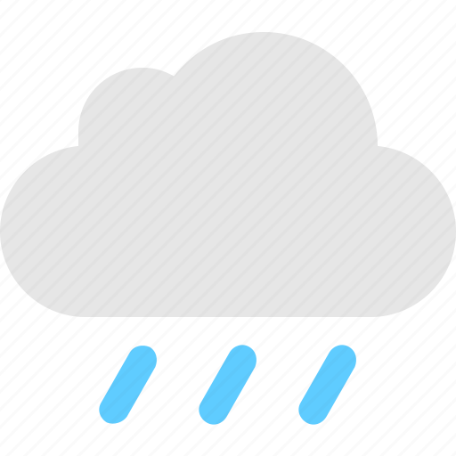 Cloud, rain, rainy icon - Download on Iconfinder