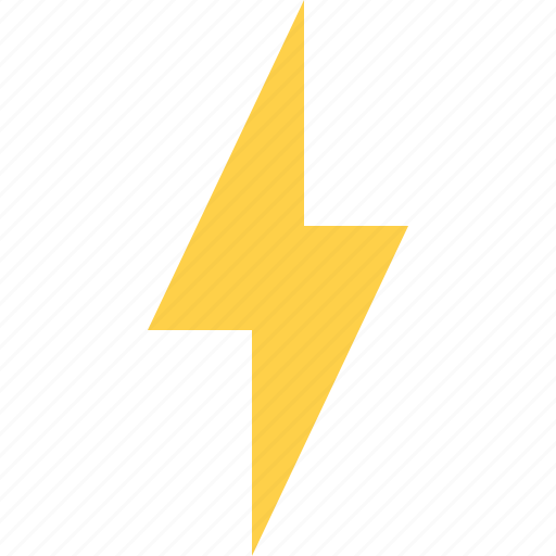 Thunder icon - Download on Iconfinder on Iconfinder