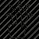 arrow, click, distribution, hand, pointer