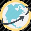 countrywide, global, international, multinational, worldwide