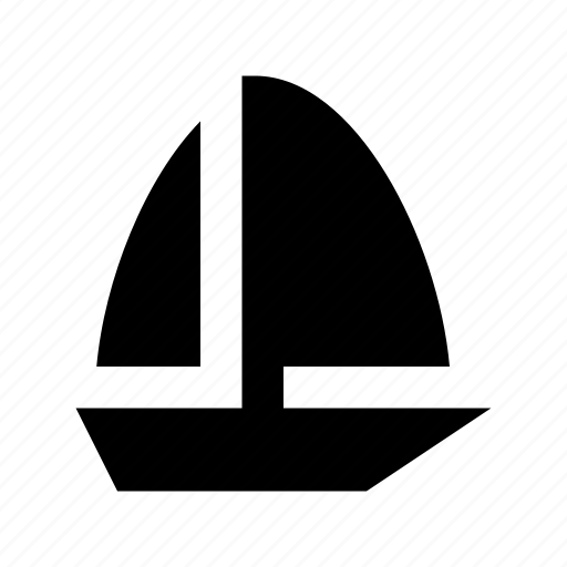 sailboat, ship, vessel, yacht icon