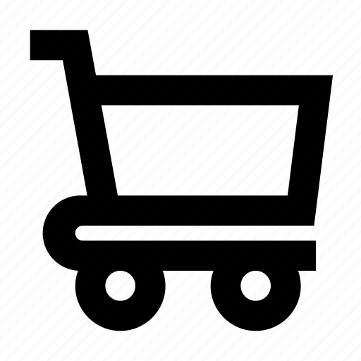 Basket, cart, retail, shopping, trolley icon - Download on Iconfinder