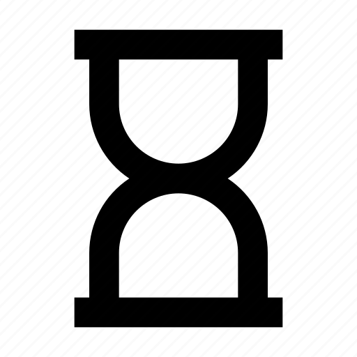 deadline, hourglass, sand, stopwatch, timer icon