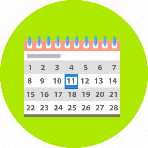 calendar, date, day, month, plan, schedule, time icon