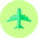 airplane, delivery, flight, fly, plane, shipping, transportation icon