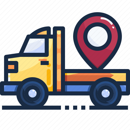 delivery, logistics, package, shopping icon