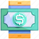 bankking, logistics, online, package, shopping icon