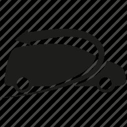 arrow, car, transport icon