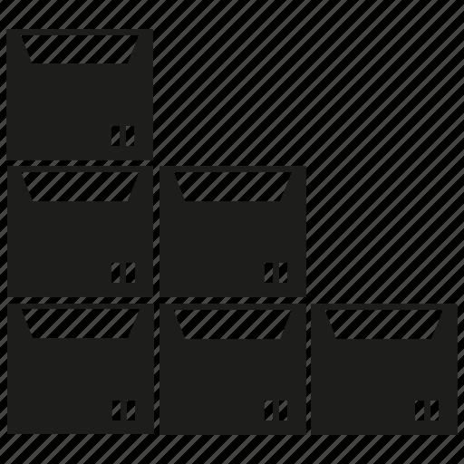 box, goods icon