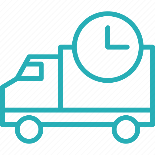 courier, delivery, free, logistics, package, shipping, truck icon