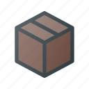 box, delivery, shipping icon
