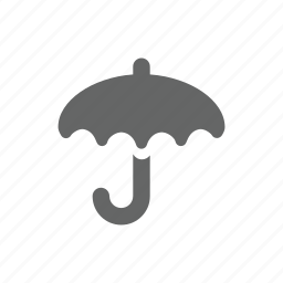delivery, protect, safe, safety, umbrella icon