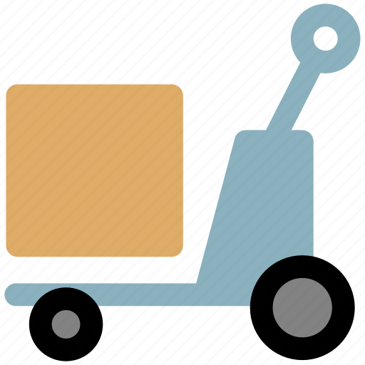cargo, crate, delivery, logistics icon