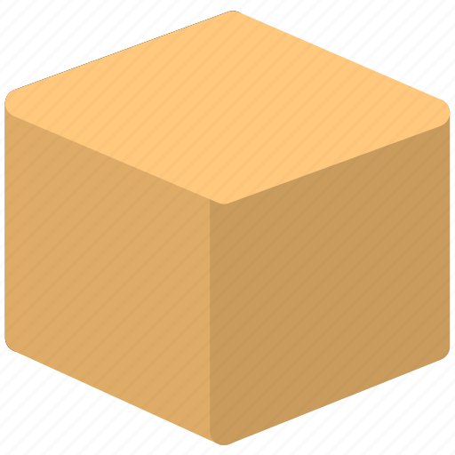 box, cargo, goods, logistics, package, shipping icon