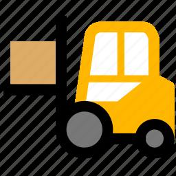 cargo, delivery, goods, logistics icon
