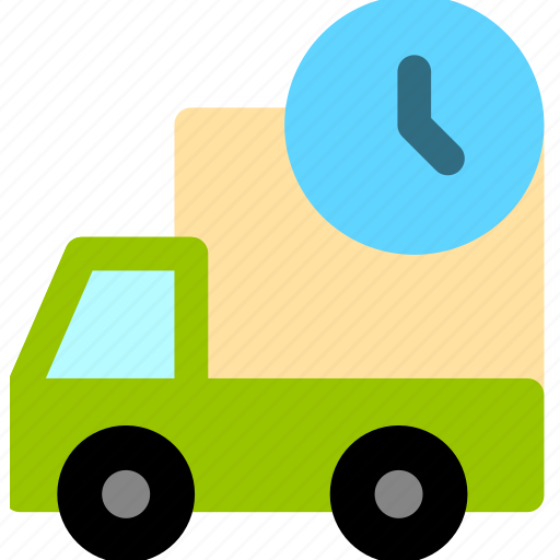 delivery, shipping, times, transportation icon