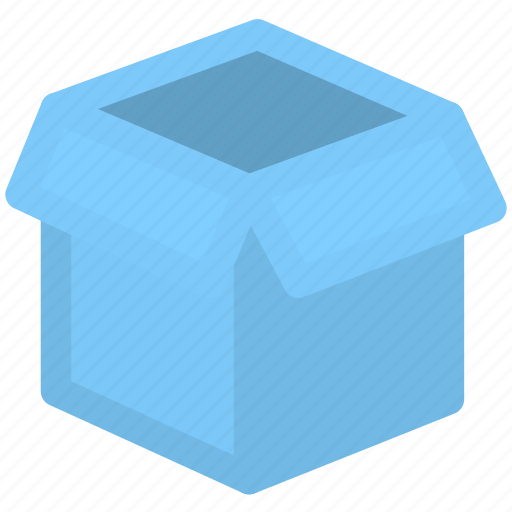 box, cargo, delivery, goods, logistics, parcel icon