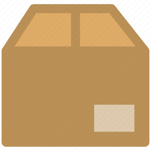 box, cargo, delivery, goods, logistic, package, parcel icon