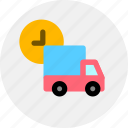 cargo, delivery, logistic, logistics, transport, transportation, truck icon